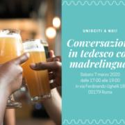 Conversazione in tedesco a Roma